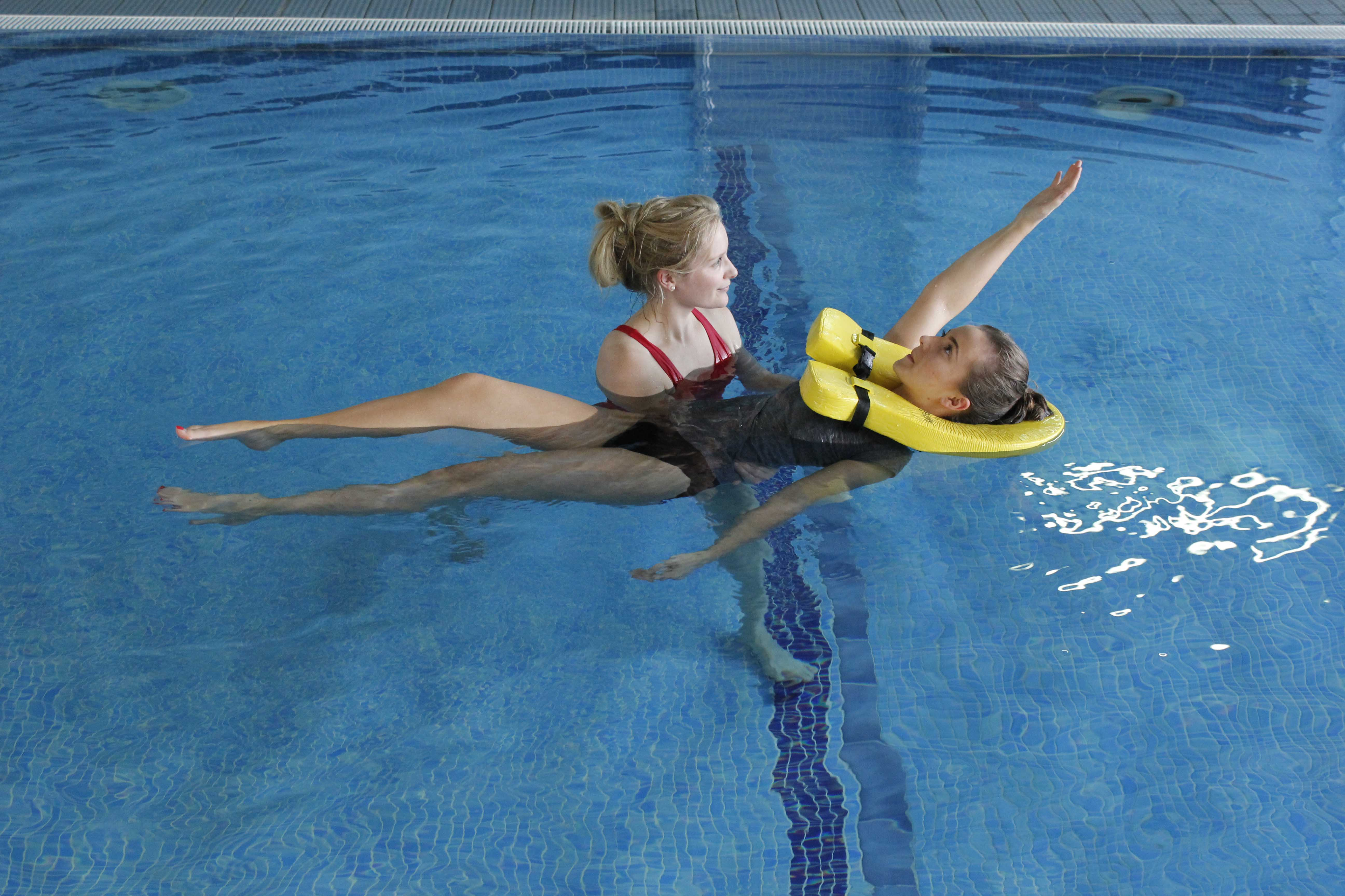 Hydrotherapy is a highly effective treament for neurological conditions.