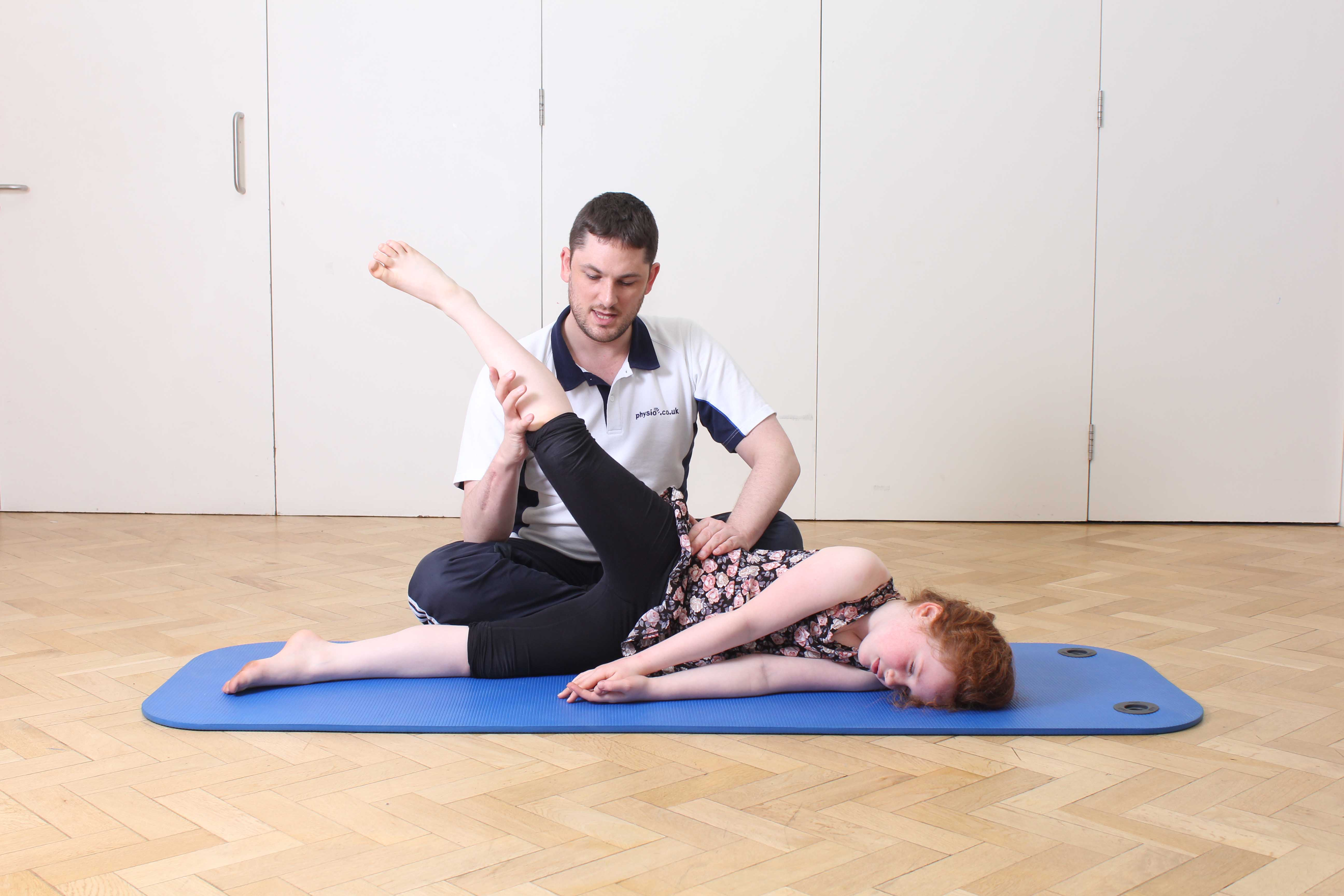 Physiotherapy treatment to help correct musculoskeletal conditions