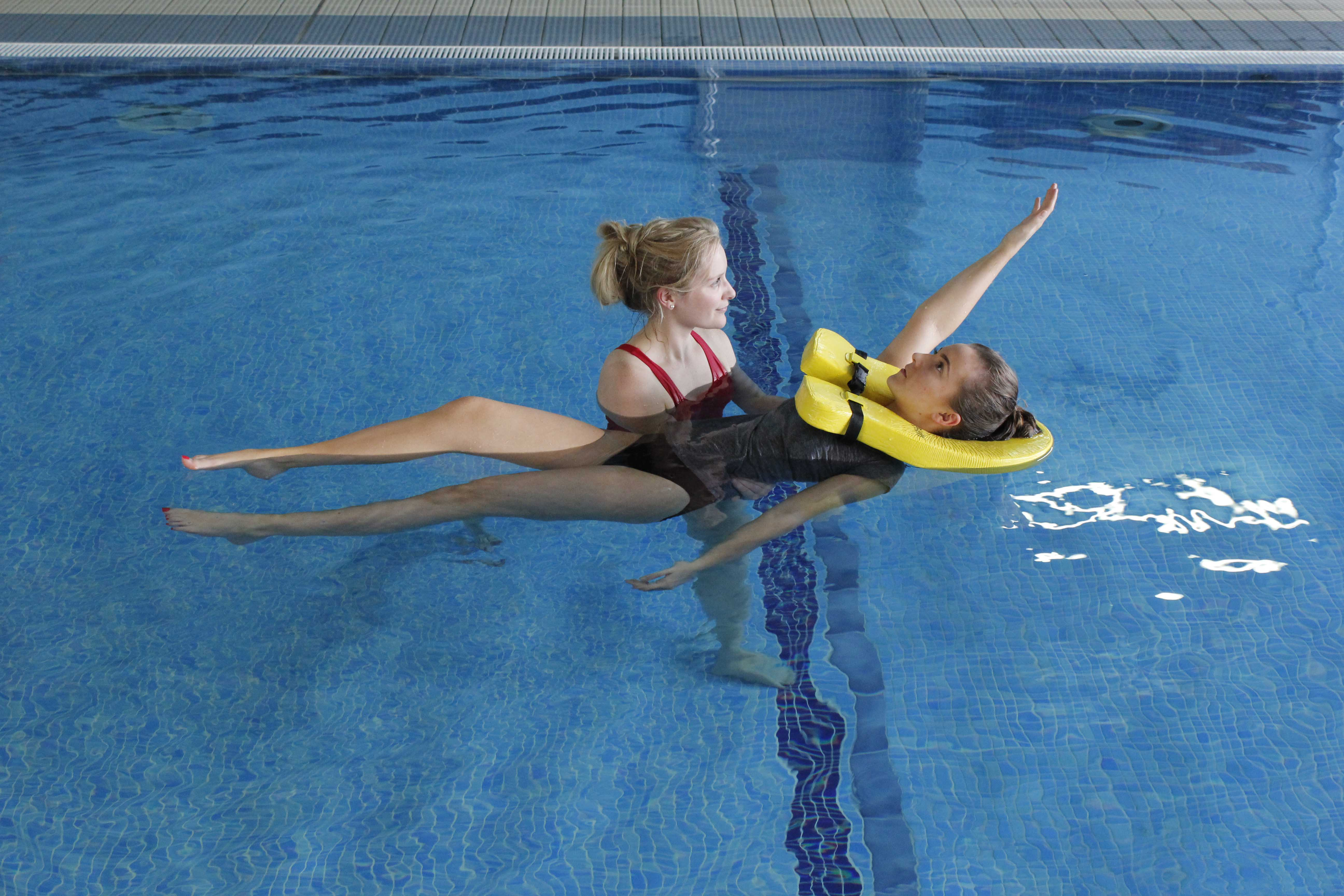 Hydrotherapy is an effective treatment for spinal cord injury.